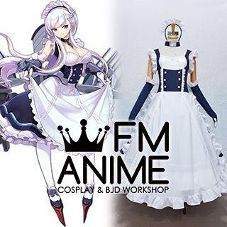 Fm Anime Azur Lane Belfast Maid Cosplay Costume Ap gun has good armor modifiers at cl calibers. usd