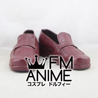Sword Art Online Code Register Leafa Valentine's Version Cosplay Shoes Boots