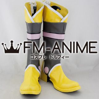 Video Girl Ai Ai Amano Cosplay Shoes Boots