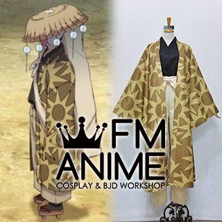 Demon Slayer: Kimetsu no Yaiba Hotaru Haganezuka Kimono Cosplay Costume
