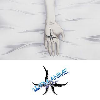 Fate/Prototype Isemi Thrones Cosplay Tattoo Stickers