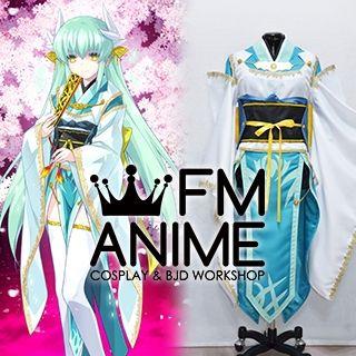 Fate/Grand Order Kiyohime Stage 2 Kimono Cosplay Costume