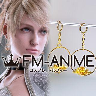 Fm Anime Kingsglaive Final Fantasy Xv Lunafreya Nox Fleuret