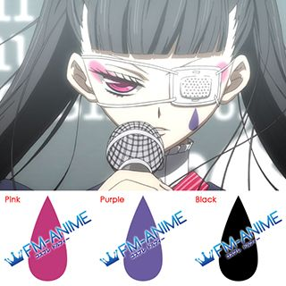 Fukumenkei Noise Alice Cosplay Tattoo Stickers