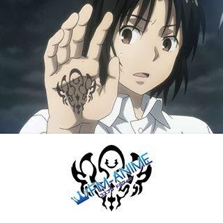 Taboo Tattoo Justice Akatsuka Cosplay Tattoo Stickers