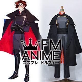 The Arcana (game) Julian Military Uniform Cosplay Costume