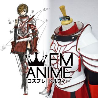 Vocaloid Meiko Synchronicity Cosplay Armor Shoes Accessories Prop Set
