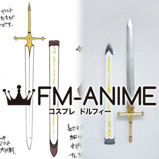 Vocaloid Meiko Synchronicity Sword Cosplay Weapon Accessories Prop