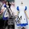 Alice: Madness Returns Alice Classic Dress Cosplay Costume