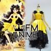 Sailor Moon Luna (Human Form) Dress Cosplay Costume