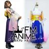 Final Fantasy X Yuna Cosplay Costume