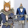 Fire Emblem Fates Kaden / Nishiki Cosplay Costume
