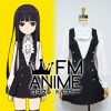 Inu x Boku SS Ririchiyo Shirakiin & Karuta Roromiya Female Uniform Cosplay Costume