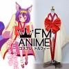 No Game No Life Hatsuse Izuna Kimono Cosplay Costume