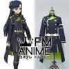 Seraph of the End Yukimi Shigure Military Uniform Cosplay Costume