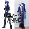 Vocaloid Kaito Majestic Stone Project Diva X Punk Cosplay Costume