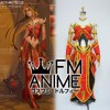 World of Warcraft Blood Elf Priest Cosplay Costume
