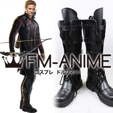 New Captain America Avengers Age of Ultron Cosplay Boots Shoes Cos Shoe Boot