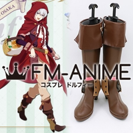 Idolish7 Sogo Osaka Marchen Dream Cosplay Shoes Boots