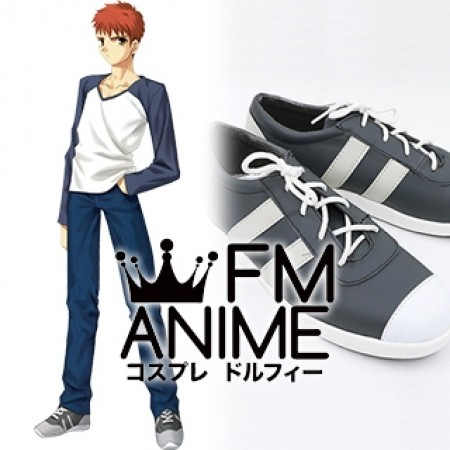Fate/stay night Shirou Emiya Cosplay Shoes