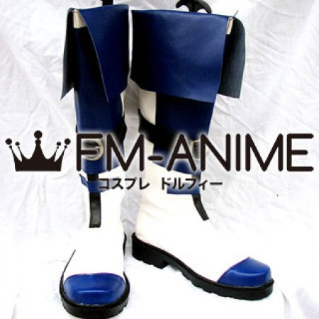 Guilty Gear Ky Kiske Cosplay Shoes Boots