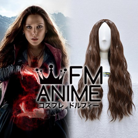 Avengers: Age of Ultron Wanda Maximoff / Scarlet Witch Cosplay Wig