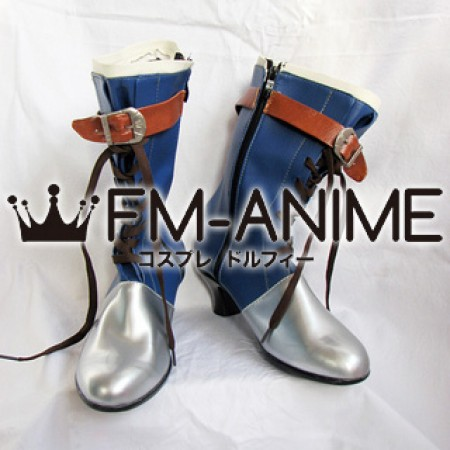 The Legend of Heroes: Trails in the Sky Kanone Amartya Cosplay Shoes Boots