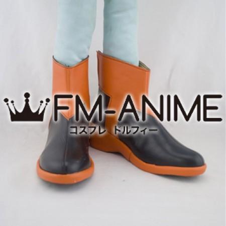 Guilty Crown Inori Yuzuriha Cosplay Shoes Boots