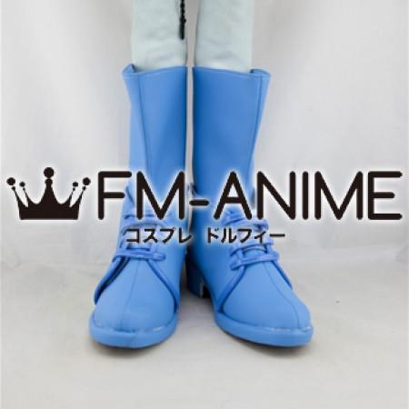 JoJo/'s Bizarre Adventure Caesar Zeppeli PART II cosplay shoes boots blue