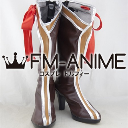 Chain Chronicle Cosplay Shoes Boots