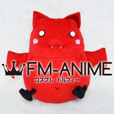 BlazBlue Rachel Alucard Red Bat Plush Doll Cosplay