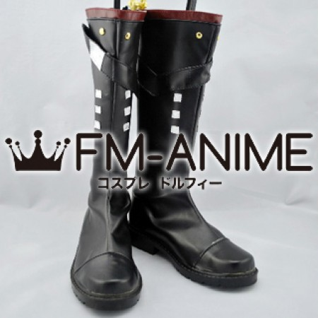 Unlight Salgado Cosplay Shoes Boots