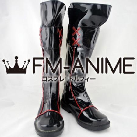 Tsubasa: Reservoir Chronicle Kurogane Cosplay Shoes Boots