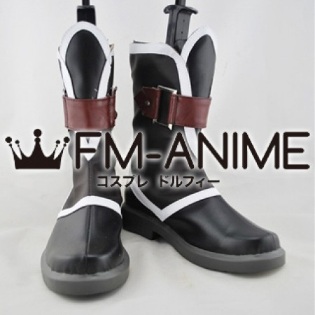 Final Fantasy Type-0 Kurasame Susaya Cosplay Shoes Boots