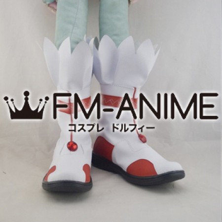 Touhou Project Curiosities of Lotus Asia Reimu Hakurei Cosplay Shoes Boots