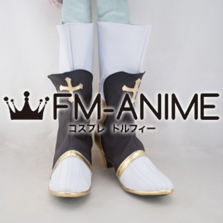 Ragnarok Online Rune Knight Cosplay Shoes Boots
