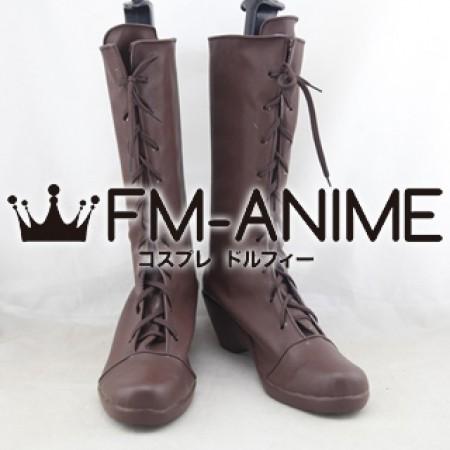 Rewrite Lucia Konohana Cosplay Shoes Boots