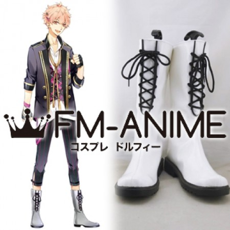 Tsukiuta Kisaragi Koi Cosplay Shoes Boots