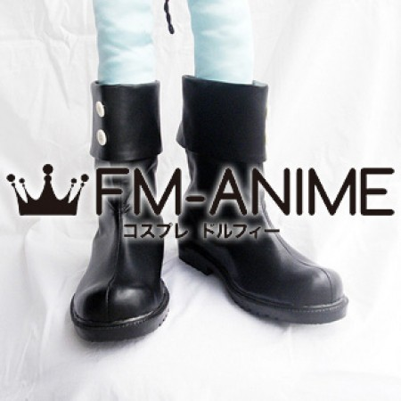Angel Beats! Yui Cosplay Shoes Boots