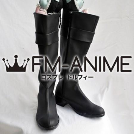 Hitman Reborn! Chrome Dokuro Cosplay Shoes Boots (Comic Version)