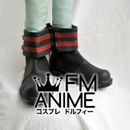 Guilty Crown Kenji Kido Cosplay Shoes Boots