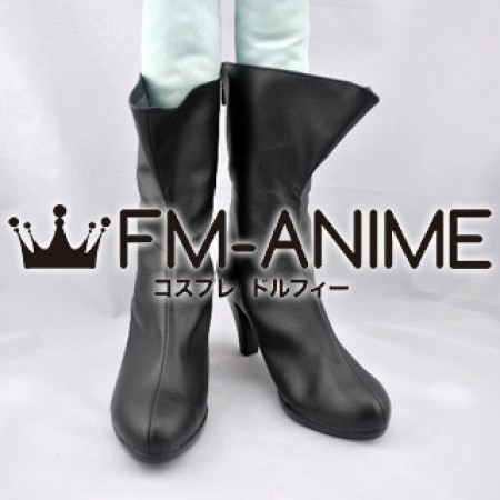 Nura: Rise of the Yokai Clan Mamiru Keikain Cosplay Shoes Boots