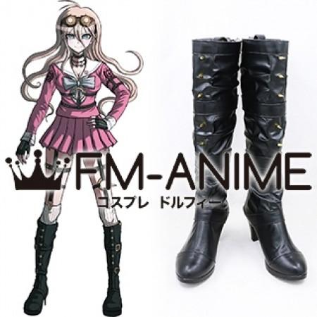 2200e2a4d9 Danganronpa V3: Killing Harmony Miu Iruma Uniform Cosplay Shoes Boots