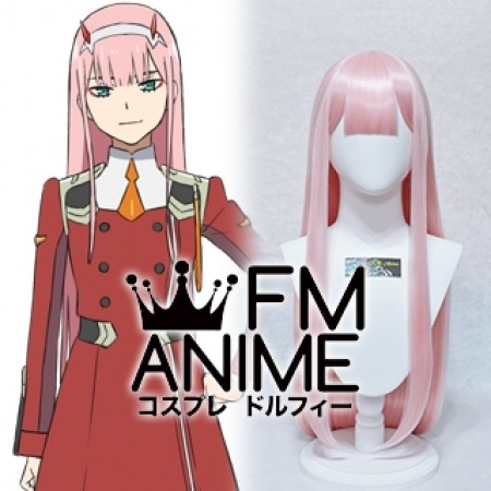 DARLING in the FRANXX Code:002 / Zero Two / 9'℩ Cosplay Wig