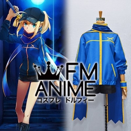 Fate/Grand Order Mysterious Heroine X Stage 1 Cosplay Costume