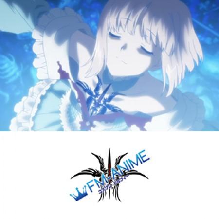 Fate/Prototype Manaka Sajyou Seraphim Cosplay Tattoo Stickers