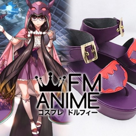 Fate/Grand Order Osakabehime Cosplay Shoes