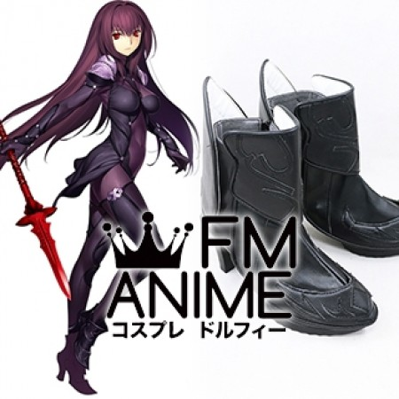 Fate/Grand Order Scathach Lancer Cosplay Shoes Boots