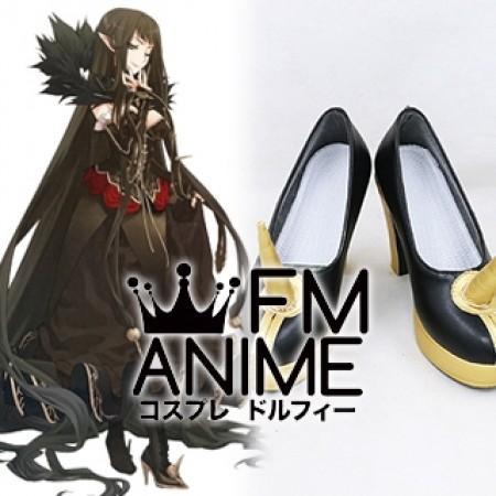 Fate/Grand Order Semiramis Cosplay Shoes