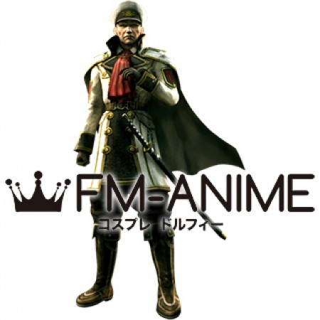 Final Fantasy Type-0 Cid Aulstyne Cosplay Costume